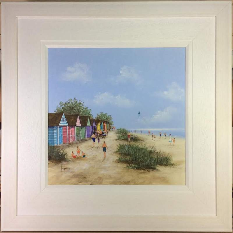 Beach Huts at the Witterings
