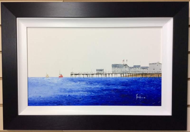 Impressionist Bognor Pier