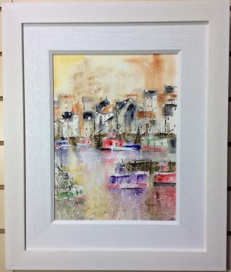 Impressionist Harbour