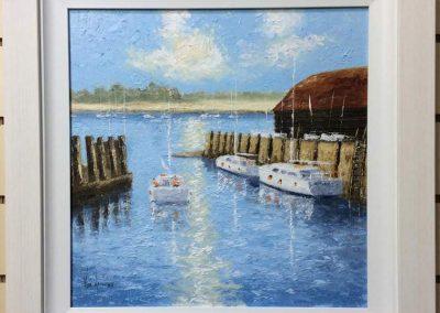 Impressionist Yachts at Bosham