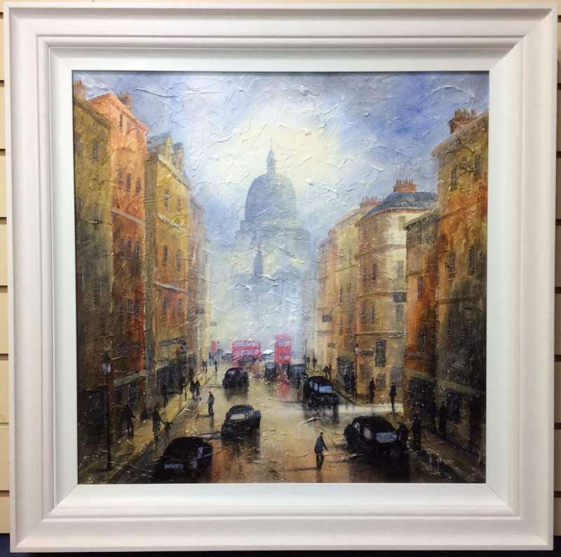 Impressionist St. Pauls