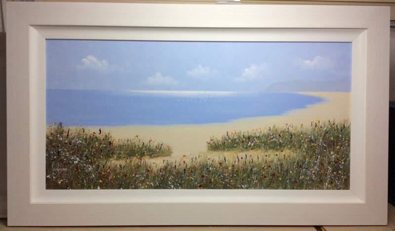 Among the Sand Dunes