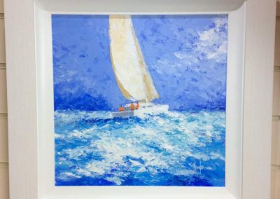 A Days Sailing